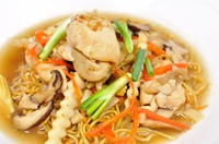 โกยซีหมี่ Crispy Noodles in Thick Gravy