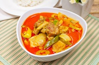 แกงบุ่มไบ่&nbspCurry&nbsp&nbspin&nbspTraditional&nbspThai&nbspStyle